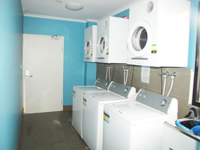 laundry - addison road accommodation